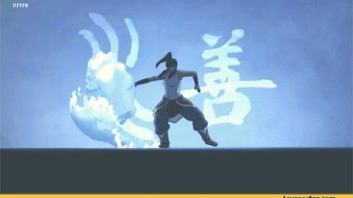 """Прохождение игры ,,Аватар легенда о Корре"""" 3 серия. Овладели стихией воды."""