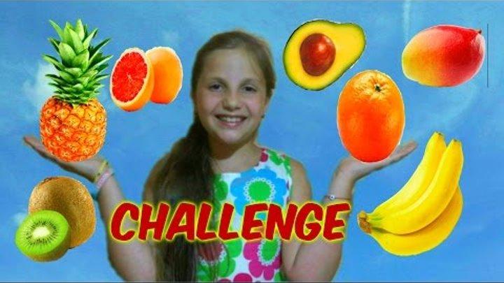 ЧЕЛЛЕНДЖ с экзотическими фруктами от Irochka info Challenge with exotic fruits