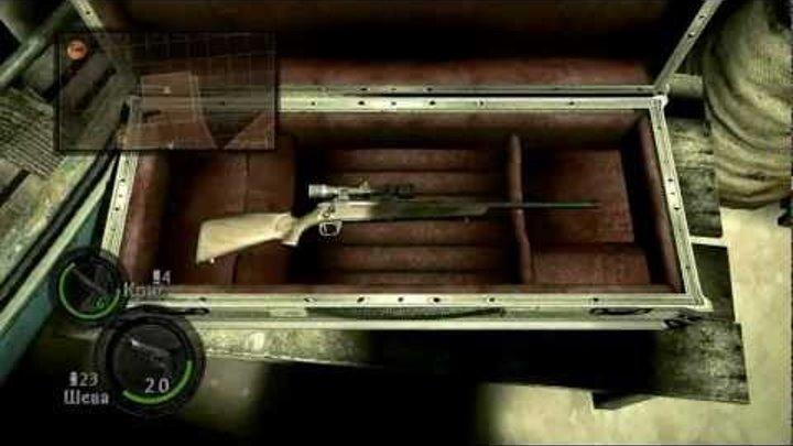 Кооператив Resident Evil 5 (Kortez & Shepard).Часть 2 - Сучьи байкеры