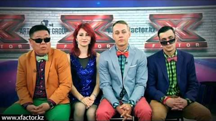 """Группа """"ACCAPELLA"""". X Factor Казахстан. Учебный Центр. 6 серия. 6 сезон."""