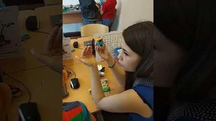 Детский центр робототехники Умник - землятрясения