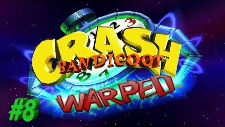 CRASH BANDICOOT 3 WARPED НА PS4: 8 Серия