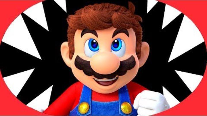 Super Mario Odyssey. BOSS Ruined Dragon ДРАКОН Боузера Прохождение игры
