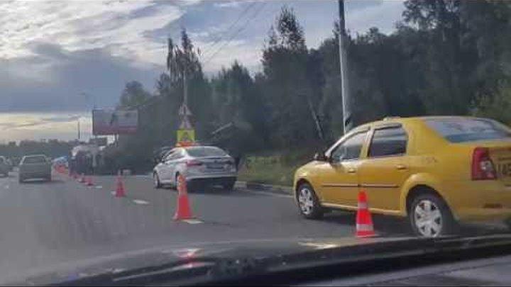 авария на пятницком шоссе 07.09.2016 фото