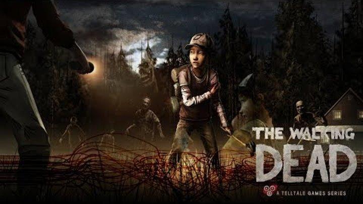 The Walking Dead Season 2 Часть 3 Неприятности близко Dave frog