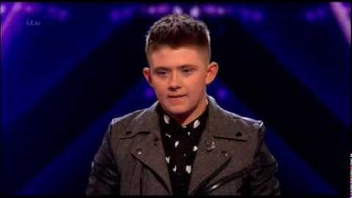 X Factor UK 2013 Live - Week 8 - Nicholas McDonald - SONG 1