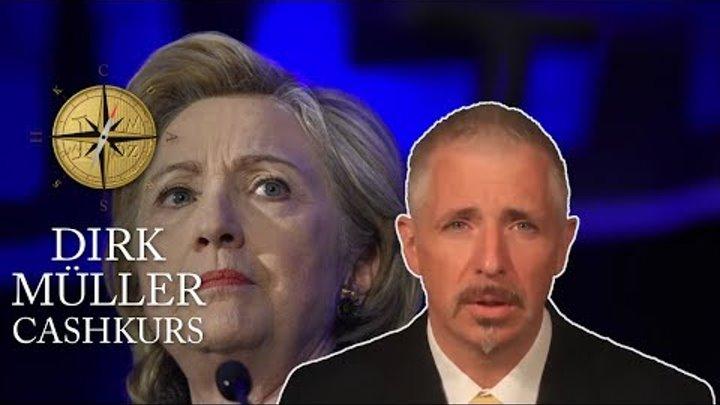 Dirk Müller, 17.7.2017: Selbstmord? Clinton-Kritiker einen Tag vor Aussagen tot aufgefunden