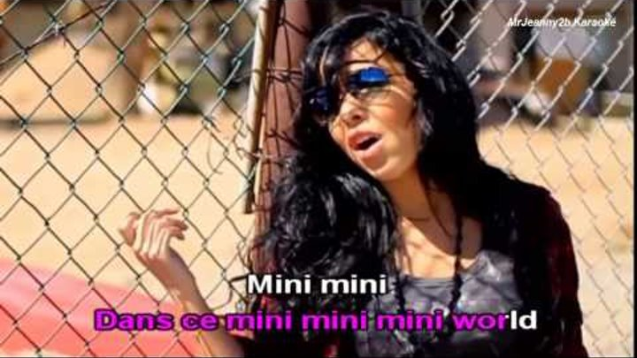 Indila Mini World Karaoké