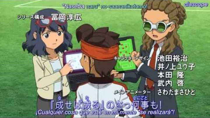 Inazuma Eleven GO Opening 2 Sub Español HD