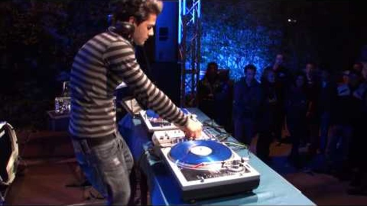 Domenico Lo Russo @ Numark DJ Contest - c/o Show! 2009 by strumentimusicali.net