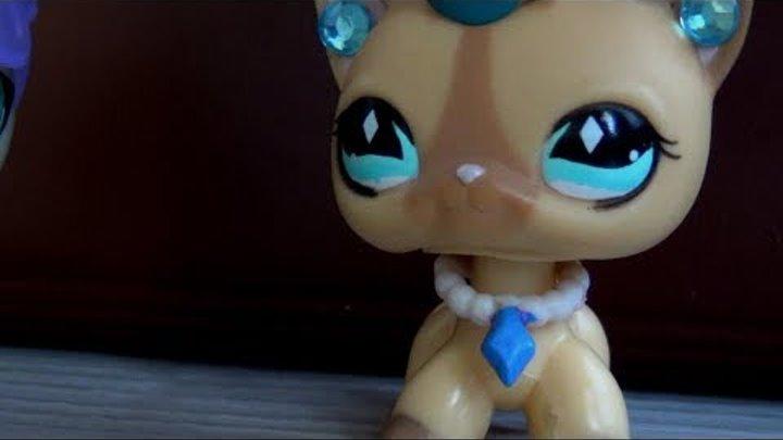 Littlest pet shop(LPS)Девушка для принца 1 сезон 4 серия