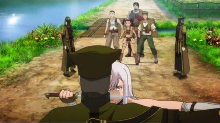 Anime: Blade and Sou AMV HD /Аниме: Клинок и Душа АМВ клип