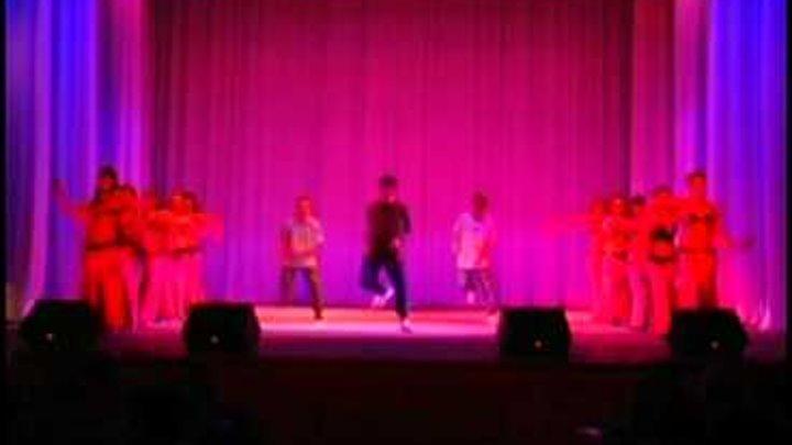 Habibi club Курск восточные танцы + брейк данс 2011
