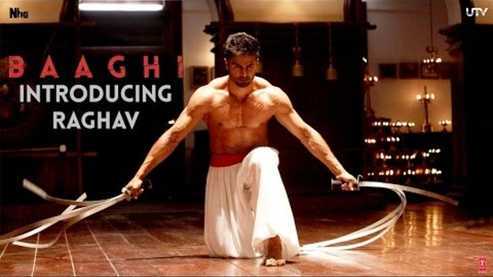 Introducing Raghav | Sudheer Babu | Baaghi | Releasing April 29