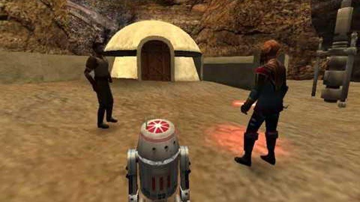 Звёздные войны:Академия джедаев серия 4-Восстановление дроидов