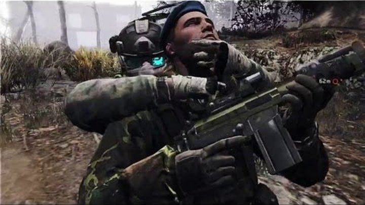 Ghost Recon: Future Soldier 'Mission Walkthrough #1 Stealth' TRUE-HD QUALITY