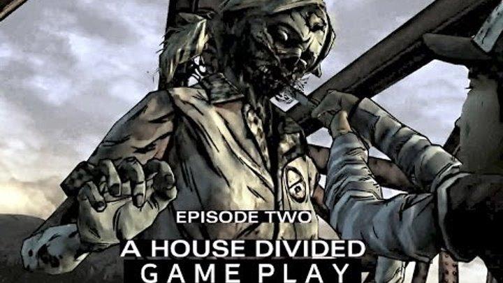 Walking Dead: Season Two Episode 2 GamePlay