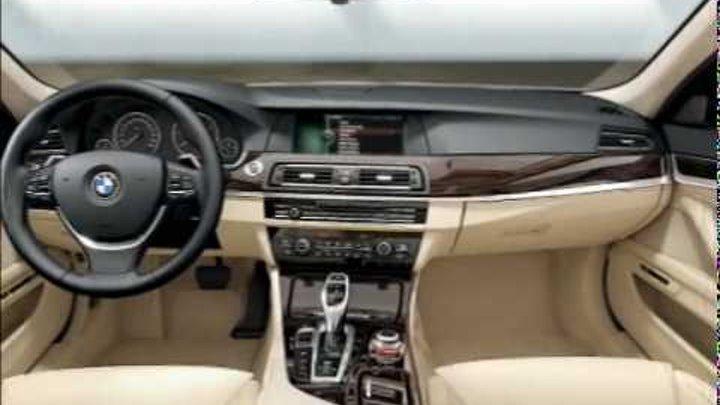 Новый BMW 5 серии ИНТЕРЬЕР blog.aleontiev.ru
