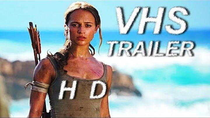Tomb Raider: Лара Крофт — русский трейлер #1 (Алисия Викандер, фантастика, боевик, 2018)
