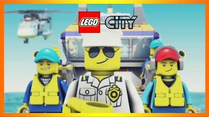 Купить конструктор Лего Сити - Неудачное ограбление (Lego City)