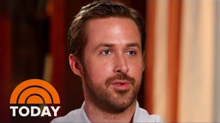 Ryan Gosling: I Didn't Look Russell Crowe In The Eye Making 'Nice Guys' | TODAY
