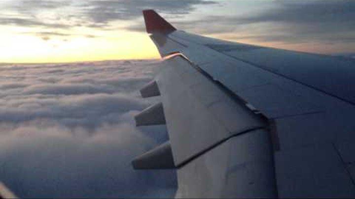 Аэрофлот: рейс Нью-Йорк - Москва (посадка в Шереметьево)