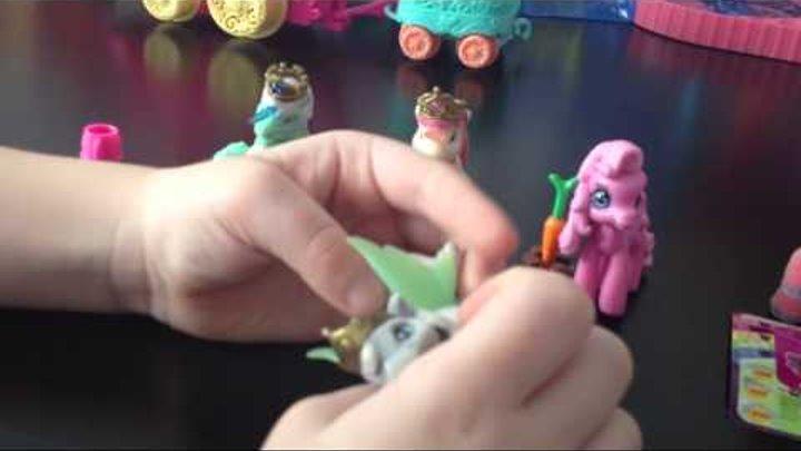 как играть в пони вилли
