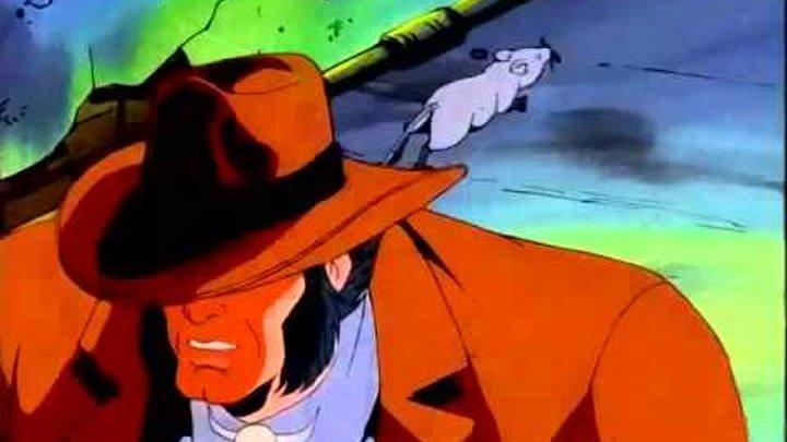 Люди Икс (Росомаха) (X-Men 1992) 4 часть