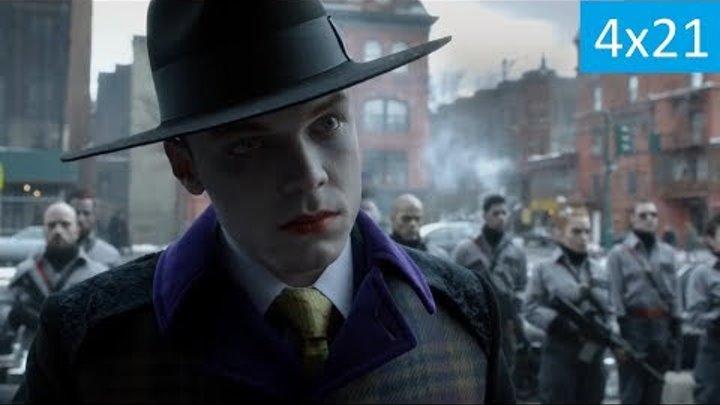 Готэм 4 сезон 21 серия - Русский Трейлер/Промо (Субтитры, 2018) Gotham 4x21 Trailer/Promo
