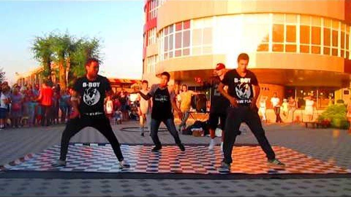 Суннат Давидян Танцы на ТНТ 4 сезон в Анапе