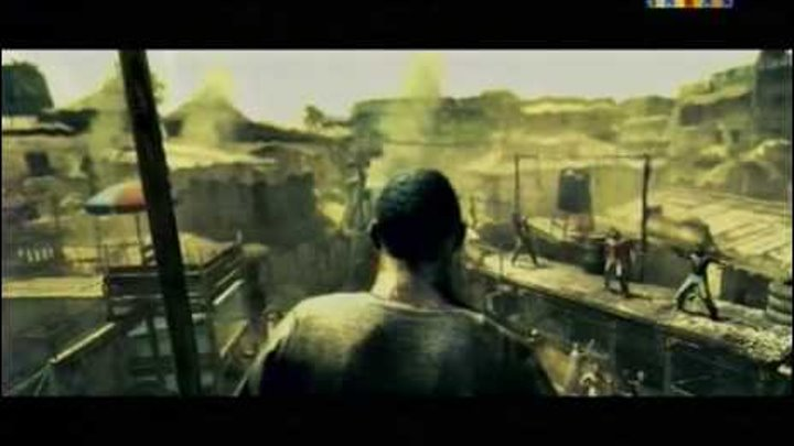 Игры на вынос 2 - Resident Evil 5