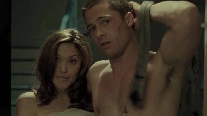 Анжелина и Димон. 12 серия. Питт И Джоли снова вместе. Бедарев. Комикс. Интеренет сериал