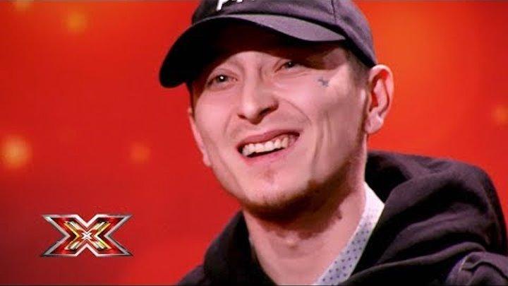Руслан Ажигалиев. Прослушивания. X Factor Kazakhstan. 5 Эпизод.