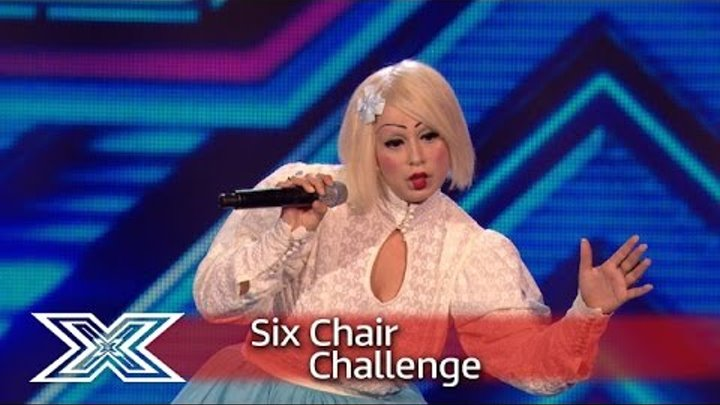 Sada Vidoo makes her bid for Judges' Houses! | Six Chair Challenge | The X Factor UK 2016