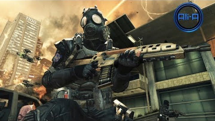 """BLACK OPS 2"" Trailer Official Gameplay 2012! (NEW Call of Duty Black Ops 2 Trailer HD)"