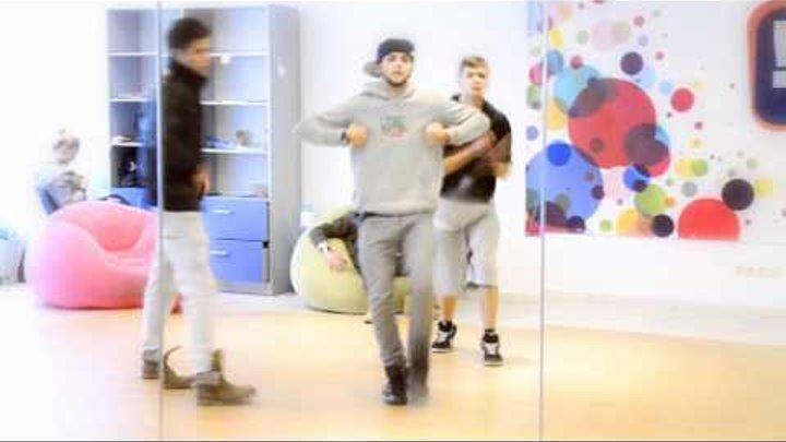 Dance Fight round 3 - Ваня Крик (Видео приглашение на Турнир)