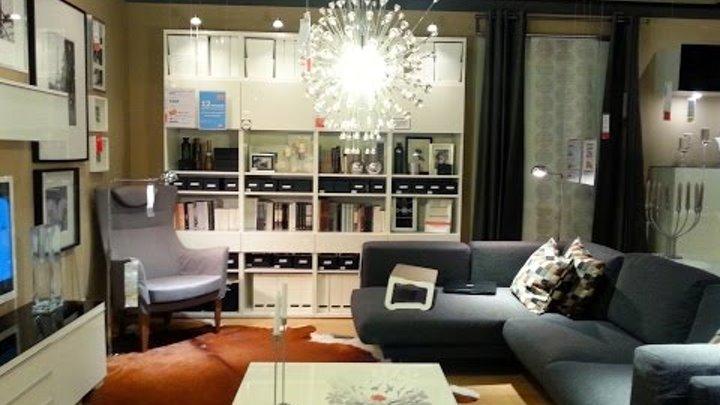 Дизайн квартиры в ИКЕА. Испанский вариант