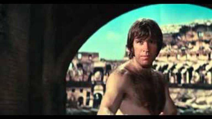 """Брюс Ли и Чак Норрис. """"Путь дракона"""" (1972)"""
