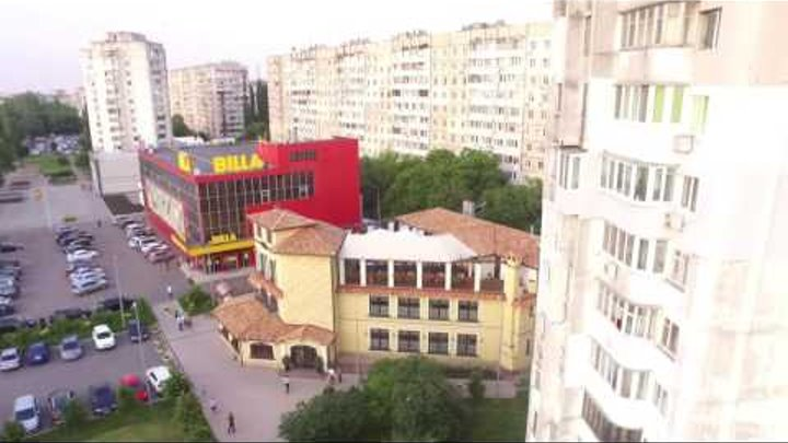 DJI Одесса, поселок Котовского, Суворовский район.