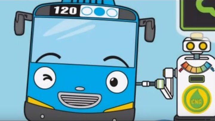 Игры для детей: ТАЙО. Мультик про машинки и автобус. Игры онлайн и Развитие ребенка