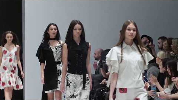 Davidova Belarus Fashion Week SS18 / Неделя Моды в Беларуси весна-лето 2018