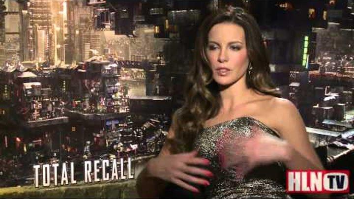 TOTAL RECALL interviews: Kate Beckinsale