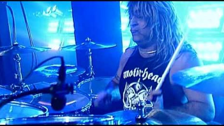 Motörhead - Over The Top @ Live Stage Fright 2005 (DVD) (HD)