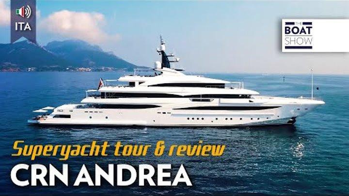 [ITA] CRN M/Y - CLOUD 9 - Yacht Test & Interni - The Boat Show