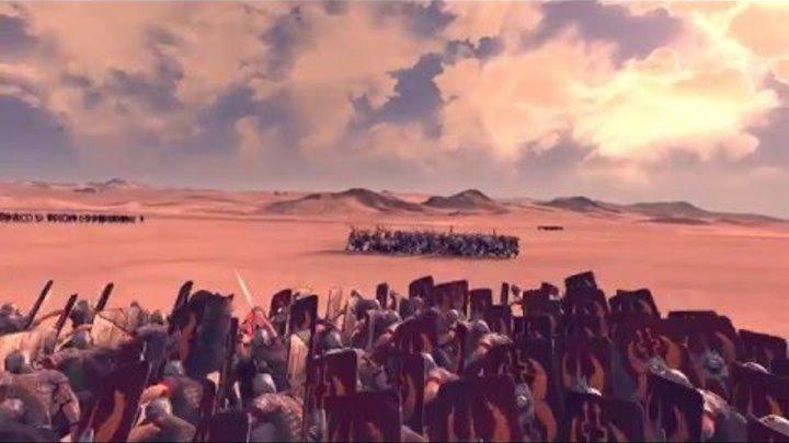 Rome total war 2: Рим-Египет