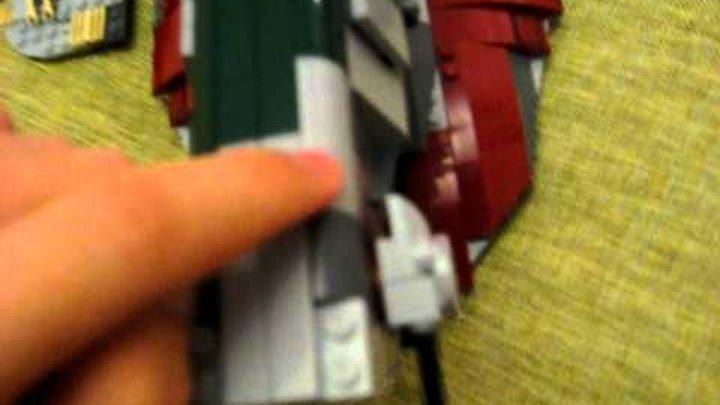Лего Звездные Войны 8094