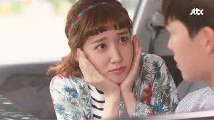 """""""she's crazy but she's mine"""" (age of youth mv) - song ji won & im sung min"""