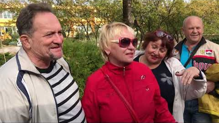 Экскурсия по парку от Олега Зубкова