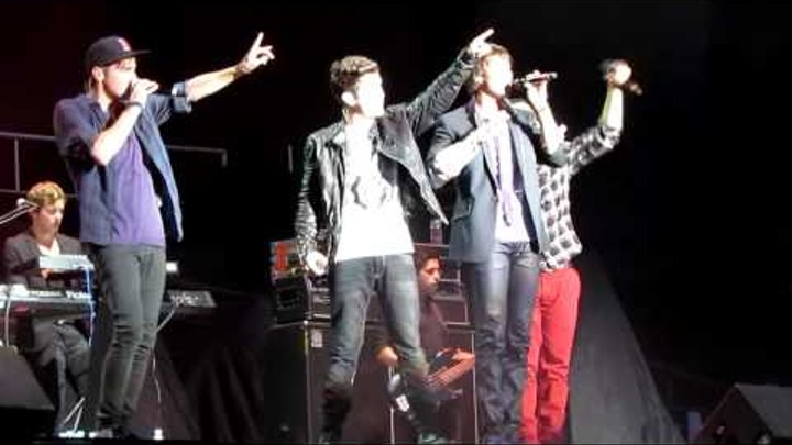 Boyfriend -Big Time Rush Mexico 1 Oct.