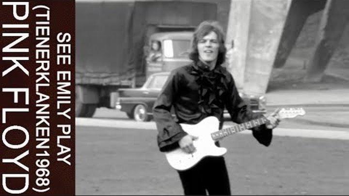 Pink Floyd - See Emily Play (Tienerklanken 1968)